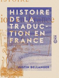 Histoire de la traduction en France