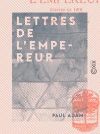 Lettres de l'Empereur