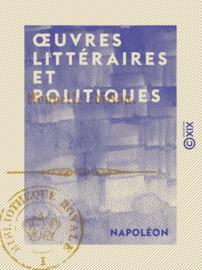 Œuvres littéraires et politiques
