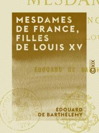 Mesdames de France, filles de Louis XV