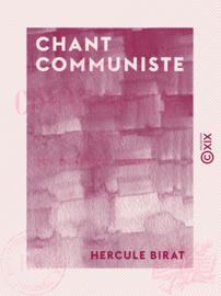 Chant communiste