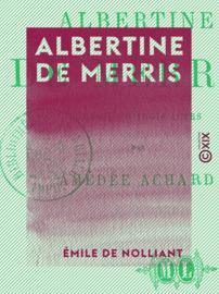 Albertine de Merris