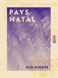Pays natal