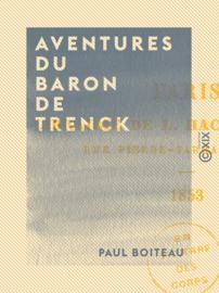 Aventures du baron de Trenck