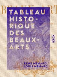 Tableau historique des beaux-arts