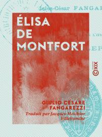 Élisa de Montfort