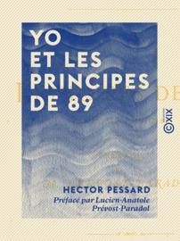 Yo et les principes de 89