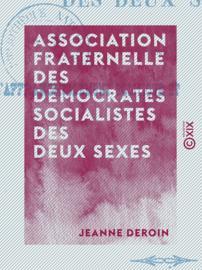 Association fraternelle des démocrates socialistes des deux sexes