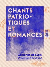 Chants patriotiques et romances