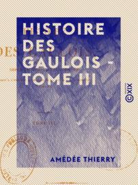 Histoire des Gaulois - Tome III