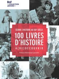 100 LIVRES D'HISTOIRE À (RE)DÉCOUVRIR (livret)