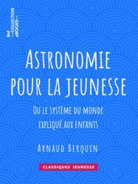 Astronomie pour la jeunesse