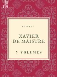 Coffret Xavier de Maistre