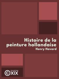 Histoire de la peinture hollandaise