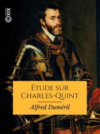 Étude sur Charles-Quint