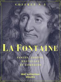 Coffret La Fontaine