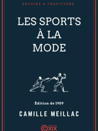 Les Sports à la mode