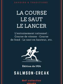 La Course - Le Saut - Le Lancer