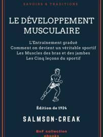 Le Développement musculaire