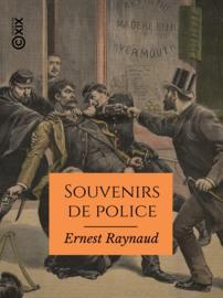 Souvenirs de police