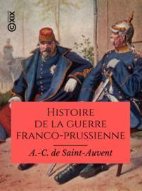 Histoire de la guerre franco-prussienne