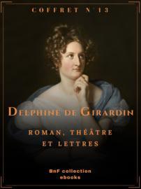 Coffret Delphine de Girardin