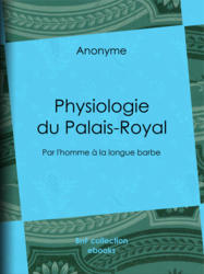 Physiologie du Palais-Royal