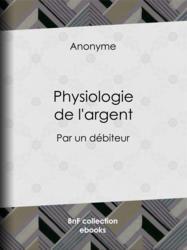 Physiologie de l'argent