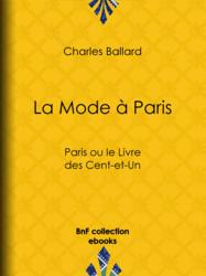 La Mode à Paris