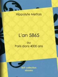L'an 5865