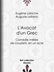 L'Avocat d'un Grec