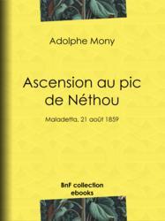 Ascension au pic de Néthou