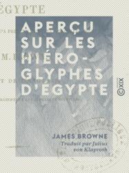 Aperçu sur les hiéroglyphes d'Égypte