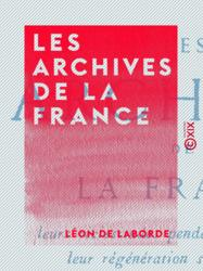 Les Archives de la France