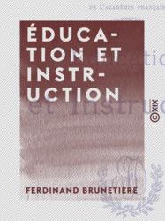 Éducation et Instruction