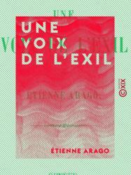 Une voix de l'exil