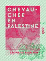 Chevauchée en Palestine