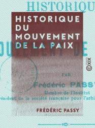 Historique du mouvement de la paix