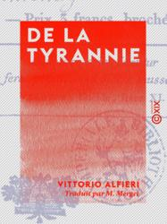 De la tyrannie