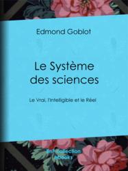 Le Système des sciences