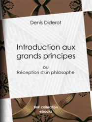 Introduction aux grands principes