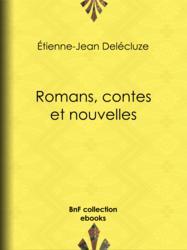 Romans, contes et nouvelles