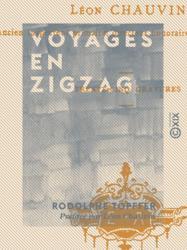 Voyages en zigzag