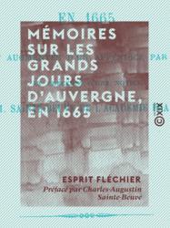 Mémoires sur les grands jours d'Auvergne, en 1665