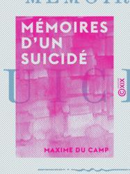 Mémoires d'un suicidé