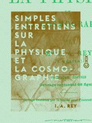 Simples entretiens sur la physique et la cosmographie