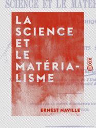 La Science et le Matérialisme