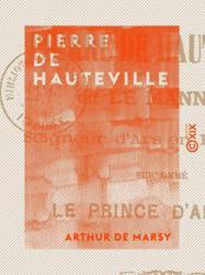 Pierre de Hauteville