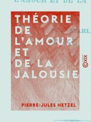 Théorie de l'amour et de la jalousie