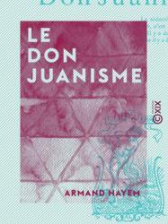 Le Don Juanisme